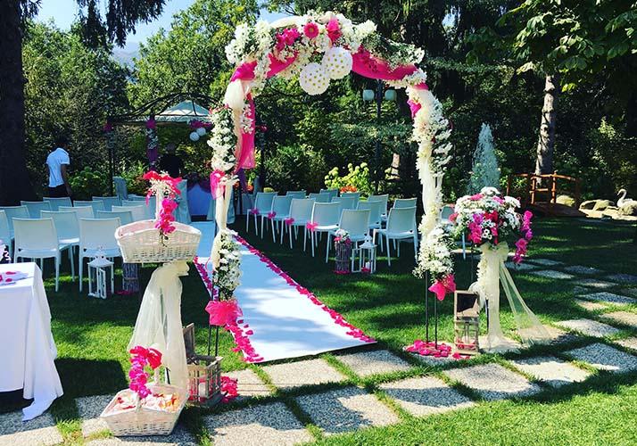 Ristorante matrimoni civili Brescia